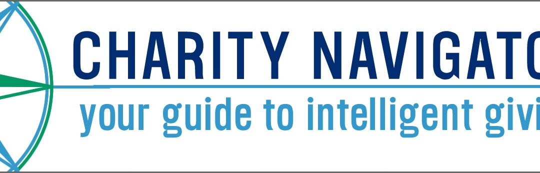 Charity Navigator, your guide to intelligent giving logo