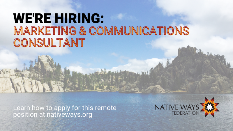 Career Opportunity: Marketing and Communications Consultant
