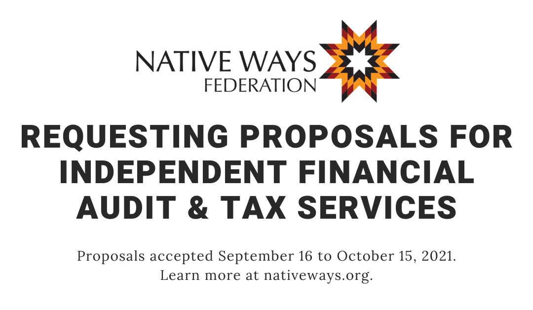 RFP for Independent Financial Audit and Tax Services